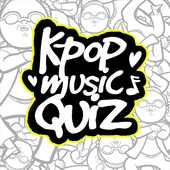 Kpop Music Quiz (K-pop Game) icon