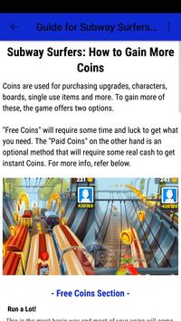 Guide for Subway Surfers 2017 screenshot 4