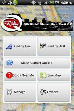 QikRide: Miamidade Metro poster