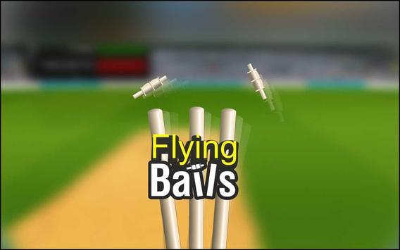 flying bails apk screenshot