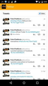 Patra Movie apk screenshot