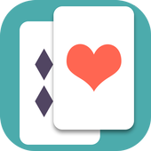 Solitaire pinnacle icon