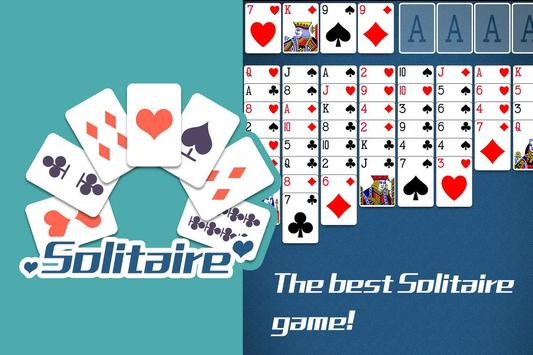 Solitaire pinnacle poster