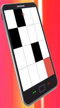 Harley Quinn piano tiles apk screenshot