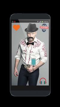 Hipster Photo Editor Stickers apk screenshot