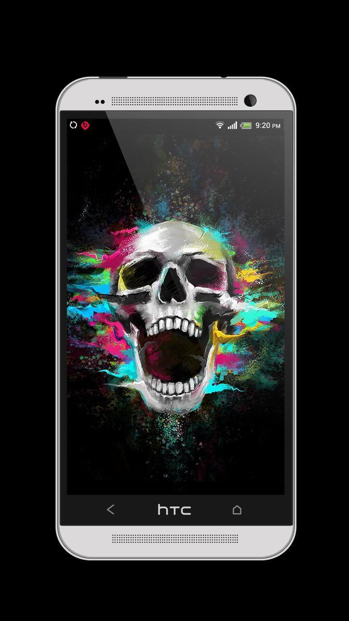 Skulls Wallpaper HD for Android - APK Download