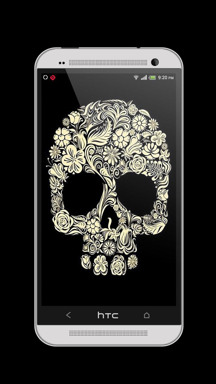 Skulls Wallpaper Hd For Android Apk Download