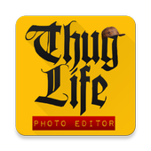 Thug Life Photo Editor icon