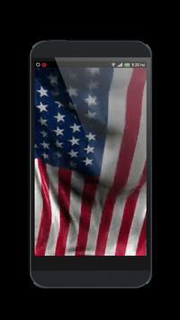 American Flag Live Wallpapers apk screenshot