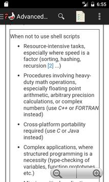 Advanced Bash Scripting Guide imagem de tela 3
