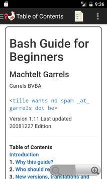 Bash Beginner's Guide ポスター