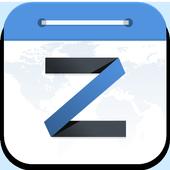 ZDcal-Calendar, Agenda, Period icon