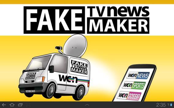 Fake TV News Maker screenshot 7
