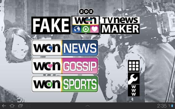 Fake TV News Maker screenshot 8