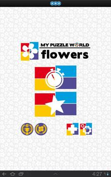 Flowers Puzzle – MPW screenshot 8