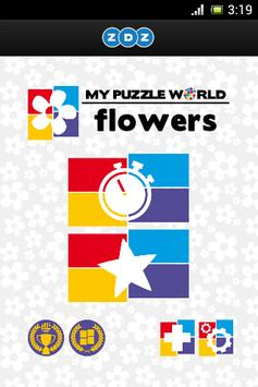 Flowers Puzzle – MPW poster
