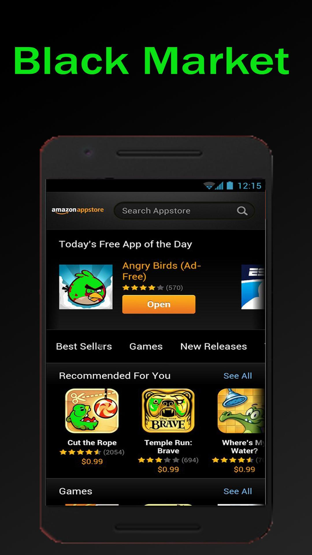Black Mart App Guide for Android - APK Download