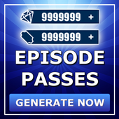 Cheats For Episode Passes Prank icon