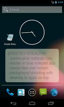 Mobile Hidden Camera poster