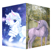 Unicorn Wallpapers Full HD 4K icon