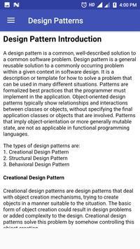 Design Patterns poster