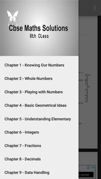 CBSE Maths Solutions 6th Class screenshot 2