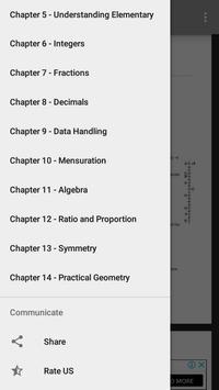 CBSE Maths Solutions 6th Class screenshot 3