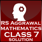 R.S Aggarwal Maths Class 7 Solutions icon