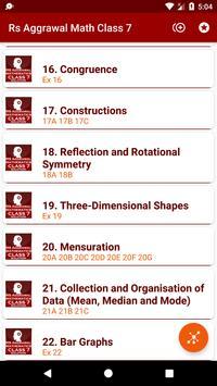 R.S Aggarwal Maths Class 7 Solutions screenshot 2