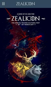 Zealicon poster
