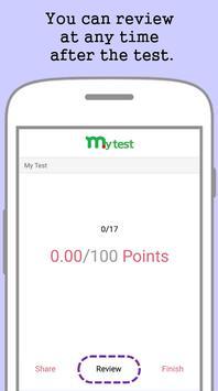 My Test screenshot 14