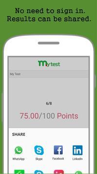 My Test screenshot 5