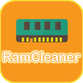 Ram Cleaner Master Auto Speed Booster Cleanup icon