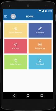 Zebar Mentor's App poster