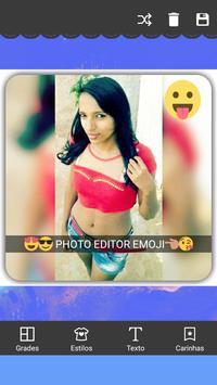 Emoji 😌 Carinhas Efeito Snap❤ screenshot 3