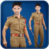 Police Suit Photo Editor 2016 icon