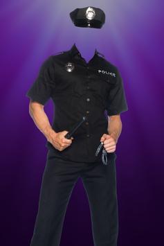 Police Suit Photo Editor 2016 screenshot 2