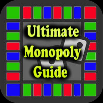 Guide for Monopoly poster