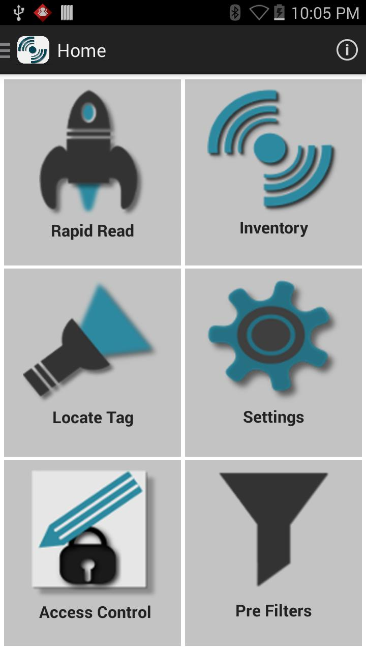 Zebra ZETI RFID Mobile for Android - APK Download