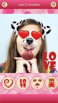 Love Emoji Photo Editor Selfie poster