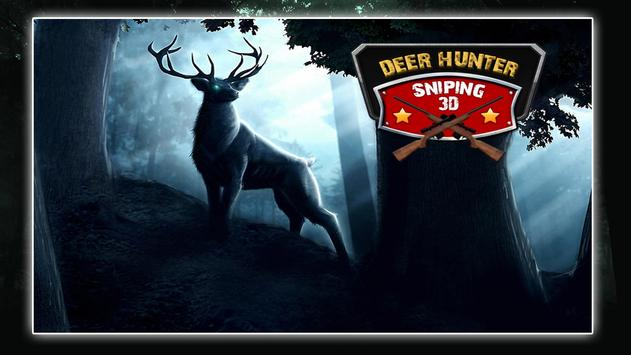 Deer Hunter Sniping 3D poster