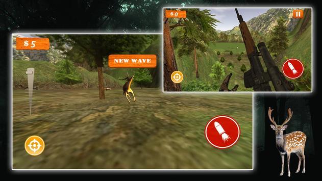 Deer Hunter Sniping 3D screenshot 13