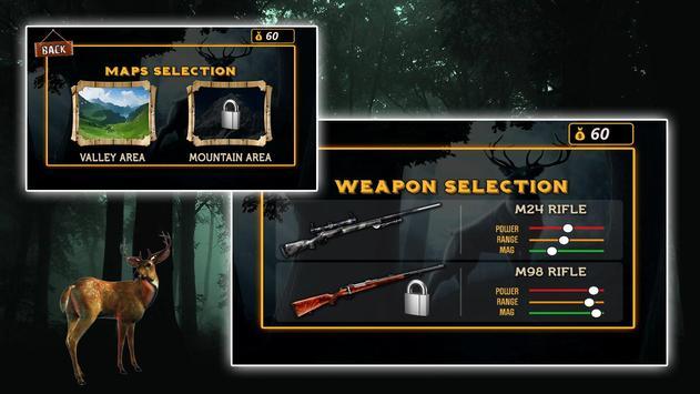 Deer Hunter Sniping 3D screenshot 11