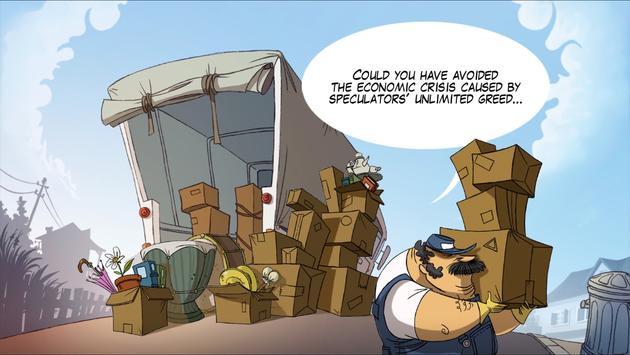 The Comics Level apk screenshot