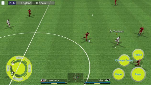Pes2018 Konami Guide screenshot 3