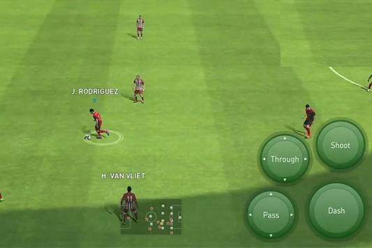 Pes2018 Konami Guide screenshot 2