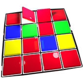 ChromoGlide: Colour Puzzles icon