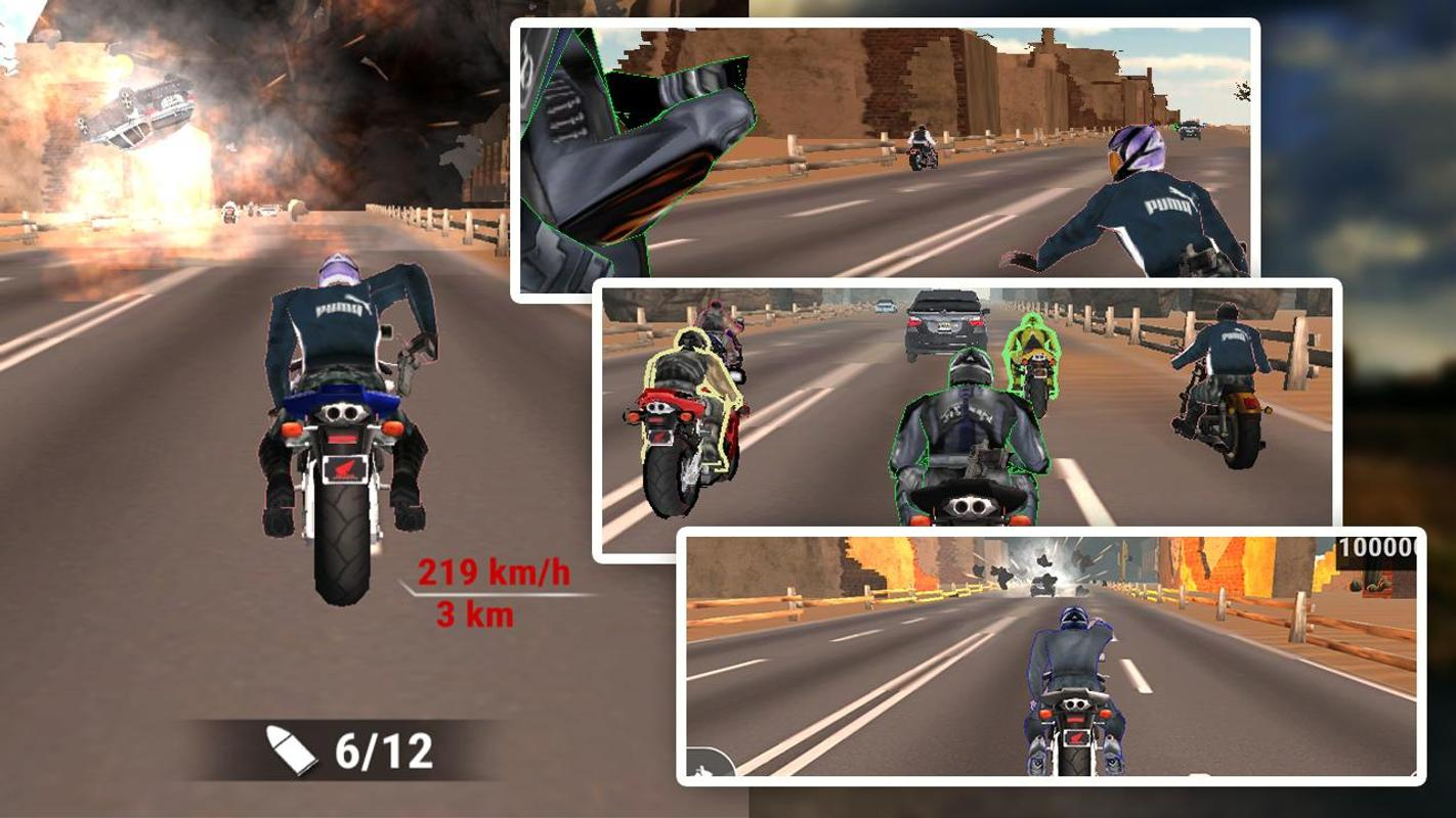 how to install road rash in android