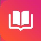 eBoox: book reader fb2 epub zip icon