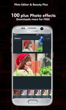 Photo Editor and Beauty Editor- Musically filters screenshot 1